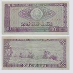 Bancnota 10 lei