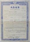 Polita asigurare ADAS