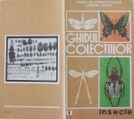 Ghidul Colectiilor (1), insecte, Muzeul Grigore Antipa