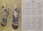 Calendar 1989